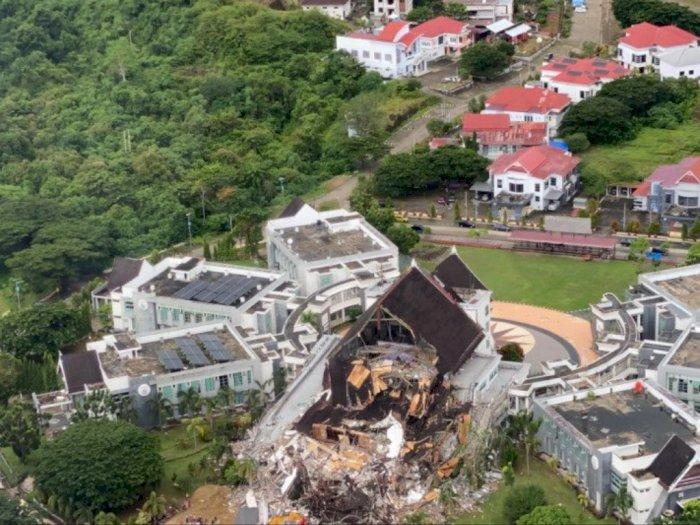 Masuki Awal Tahun, 197 Bencana Terjadi Sejak 1 Sampai 23 Januari 2021