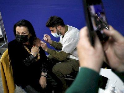 Kasus COVID-19 di Israel Turun Hingga 60 Persen Setelah Dilakukan Vaksinisasi