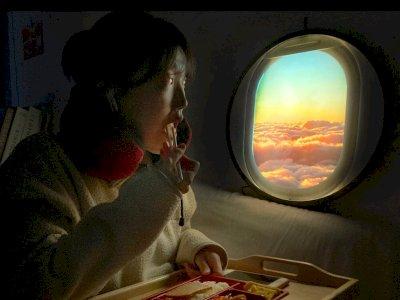 Unik! Lampu LED Ini Bisa Obati Rasa Kangenmu Untuk Naik Pesawat, Segini Harganya