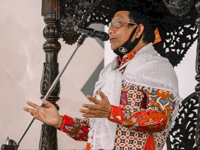 Ikut Kecam Siswi Non Islam yang Dipaksa Pakai HIjab, Mahfud MD: Tak Boleh!