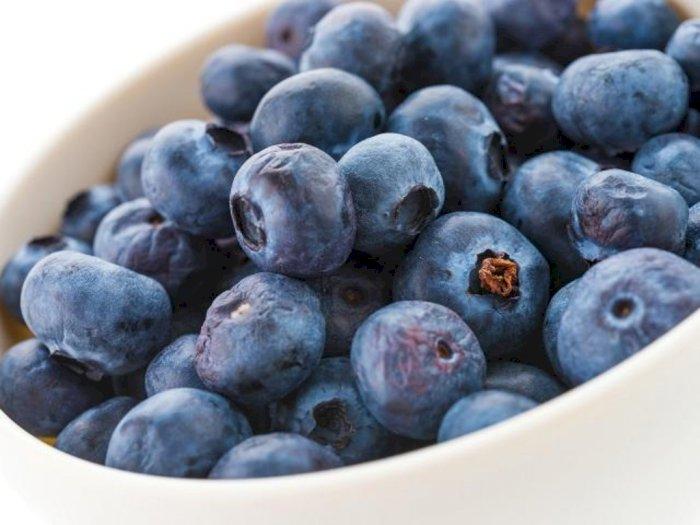 Deretan Buah Berwarna Biru yang Super Baik untuk Kesehatan