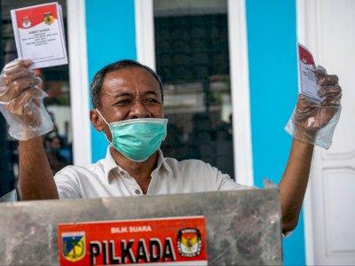Draf RUU Pemilu Tercantum Larangan Eks HTI Ikut Pilkada Hingga Pilpres