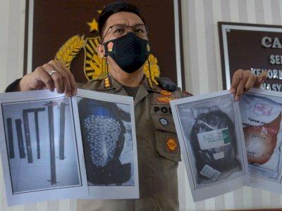 Terungakap! 1 Dari 5 Terduga Teroris yang Diamankan di Aceh adalah ASN