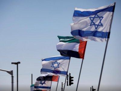 Resmi! Israel Buka Kedutaan Besar di Uni Emirat Arab