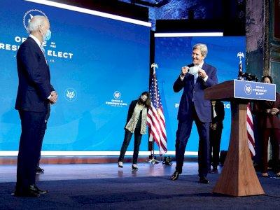 Joe Biden Jadi Presiden, AS Kembali Hadiri Pertemuan Pembahasan Perubahan Iklim Global