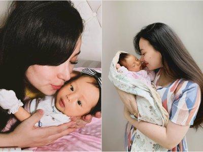 Sejak Lahiran, Asmirandah Akui Lebih Sering Unggah Foto Bareng Anak Ketimbang Sama Suami