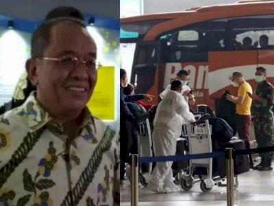Heboh 153 WNA China Boleh Masuk Indonesia di Masa Pandemi, Said Didu: Ada Pengecualian