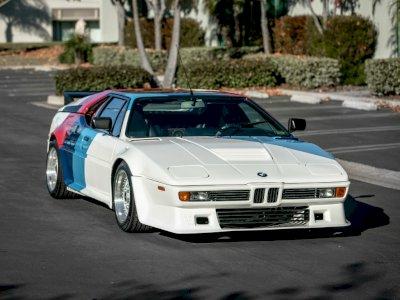 Koleksi Mobil Paul Walker Dilelang, Kali Ini Mobil BMW M1