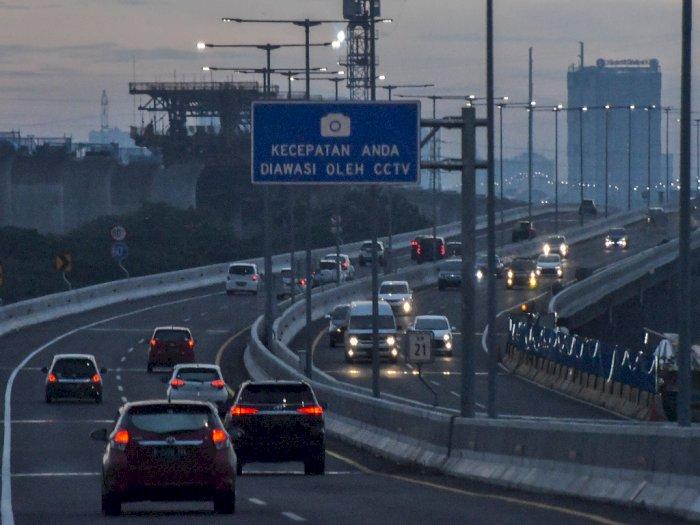 Ganjil Genap Belum Berlaku Meski PSBB di DKI Jakarta Diperpanjang