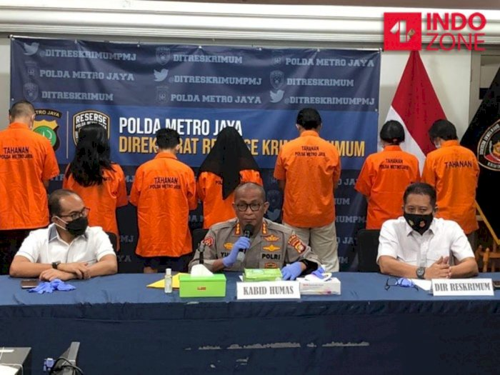 Lagi, Polisi Ciduk 8 Orang Sindikat Penjual Surat Hasil PCR Palsu, 1 di Bawah Umur