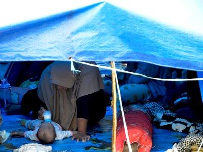 Sebagian Pengungsi Banjir di Maluku Telah Pulang ke Rumah Masing-Masing