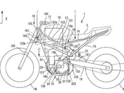 Honda Bocorkan Desain Motor Listrik Terbaru!
