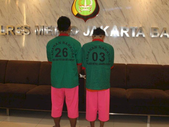 Tangkap Kurir Narkoba, Polres Jakarta Barat Sita 6 Kg Sabu