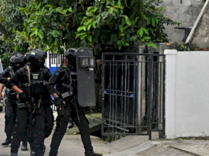 5 Teroris Diamankan, Polisi: Mereka akan Lakukan Teror di Aceh