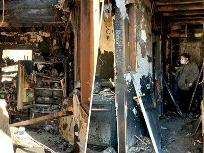 Kehilangan Kemampuan Penciuman karena Covid-19, Keluarga Ini Tak Sadar Rumah Terbakar