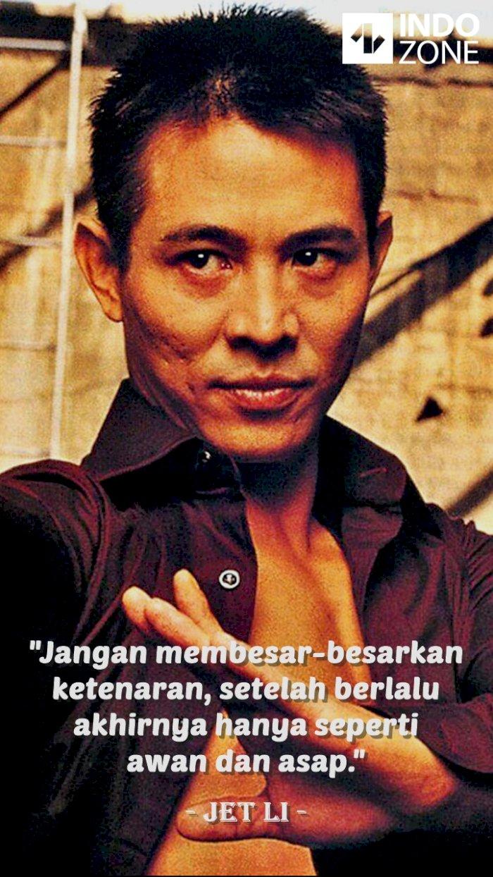 Kutipan (quotes) Jet Li