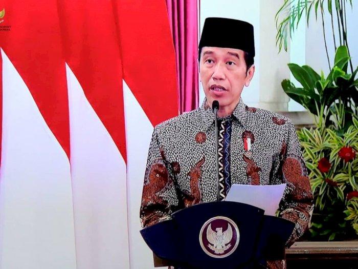 Jokowi Sebut Negara yang Bukan Mayoritas Muslim Juga Jalankan Ekonomi Syariah
