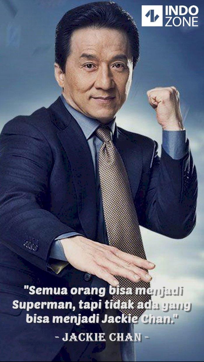 Kutipan (quotes) Jackie Chan