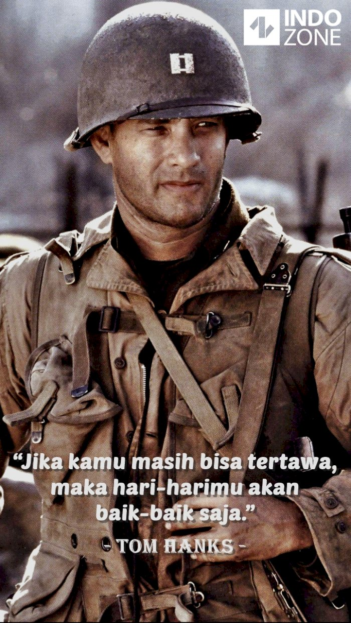 Kutipan (quotes) Tom Hanks