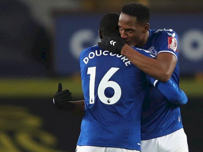 FOTO: Piala FA, Everton Bantai Sheffield Wednesday 3-0