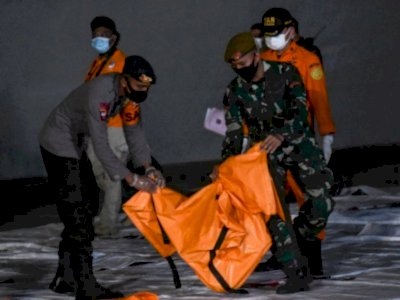 4 Korban Baru Sriwijaya Air SJ-182 Teridentifikasi di Hari ke-17, Berikut Daftar Namanya