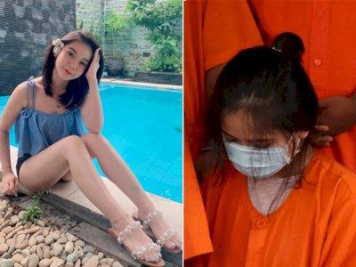 Selebgram Cantik Syiva Ditangkap Polisi Bersama Gengnya, Pakai Narkoba Jenis Baru di Bali