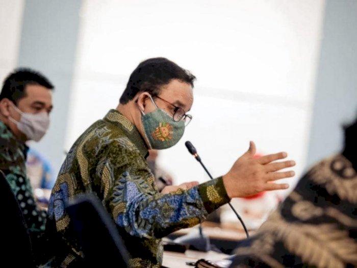 PSBB DKI Jakarta Diperpanjang, Anies Baswedan: Jangan Lengah, Mari Saling Menasihati!