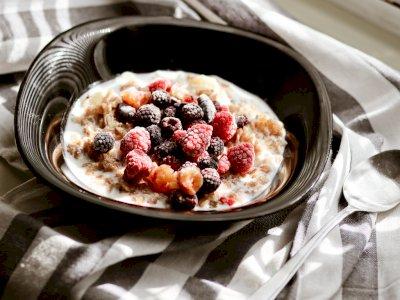Ide Sarapan Besok, Oatmeal Yoghurt Praktis