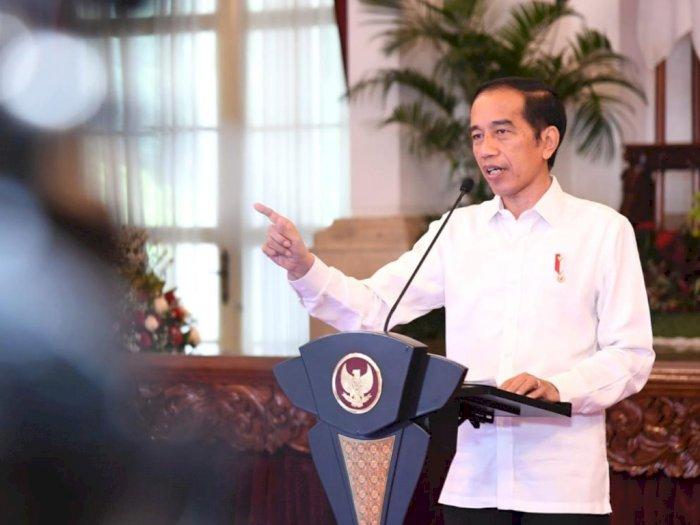 Jokowi Sebut Indonesia Alami Cobaan di Awal 2021: Krisis Kesehatan dan Krisis Ekonomi