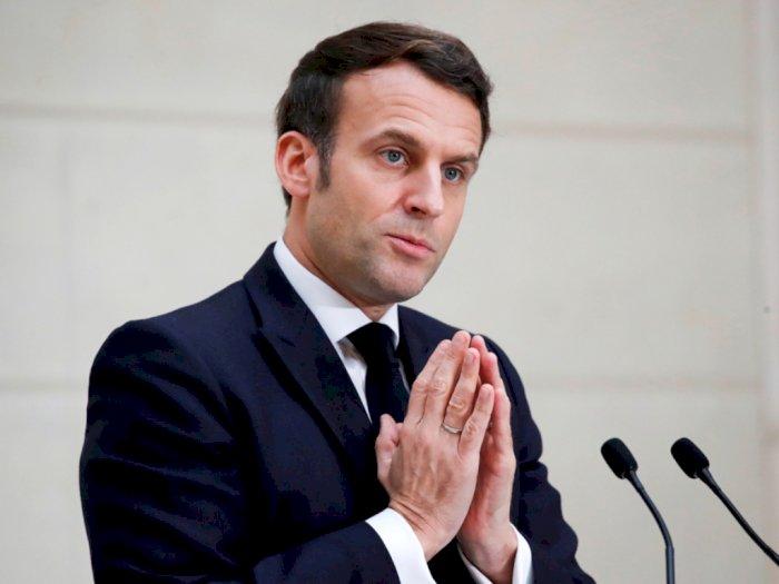 Penasihat Tertinggi Prancis Pastikan Lockdown Ketiga Akibat Covid-19 Bisa Terjadi