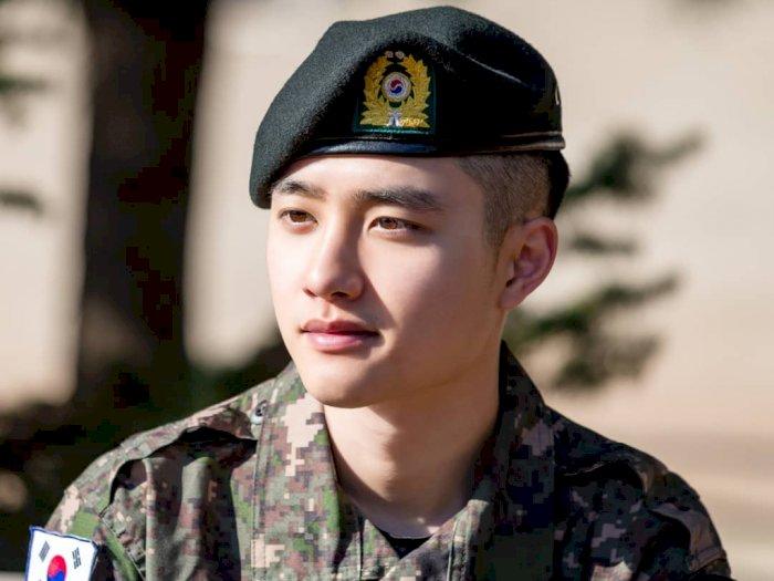 D.O. EXO Akhirnya Resmi Selesaikan Wajib Militer Hari Ini
