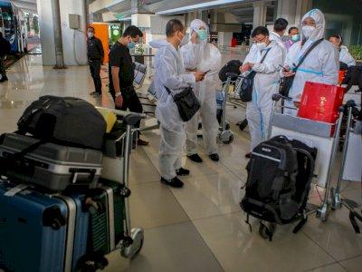Di Tengah Pelarangan, 153 WN China Melenggang Masuk Indonesia, Diklaim Sesuai Aturan