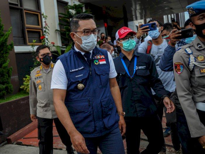 Vaksinasi Covid-19 di Jawa Barat Belum Mencapai Target