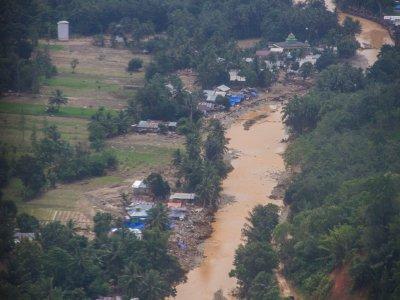 FOTO: Dampak Banjir di Kalimantan Selatan