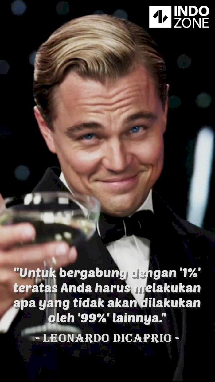 Kutipan (quotes) Leonardo DiCaprio