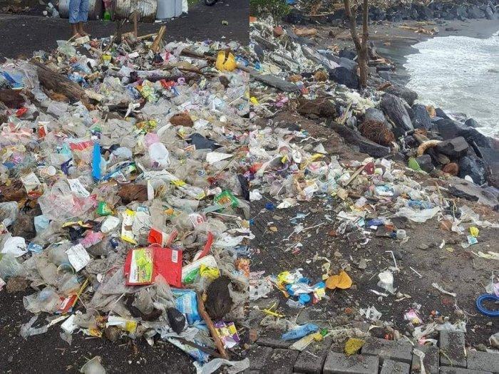 Tumpukan Sampah di Pantai Manado Ini Jadi Sorotan Media Asing, Indonesia Darurat Kesadaran