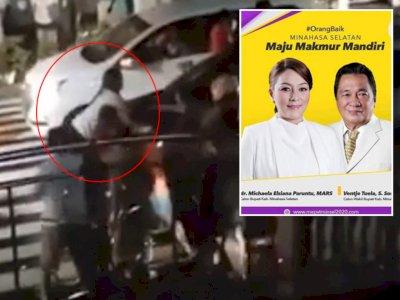 Sosok Michaela Elsiana Paruntu Cabup Minsel, Diduga Labrak Suami & Pelakor dalam Mobil