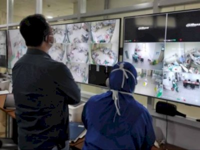 Saksikan Detik-detik Pasien Covid-19 Meninggal, Anies Baswedan: Virus Ini Bukan Fiksi