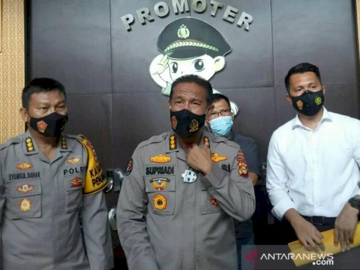 Polda Sumsel Sebut Dokter di Palembang Meninggal Bukan Efek Vaksin