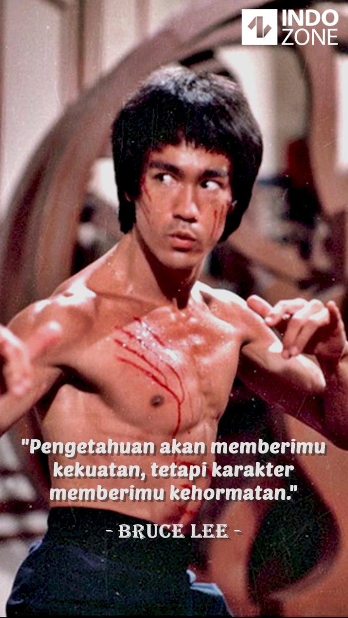 Kutipan (quotes) Bruce Lee