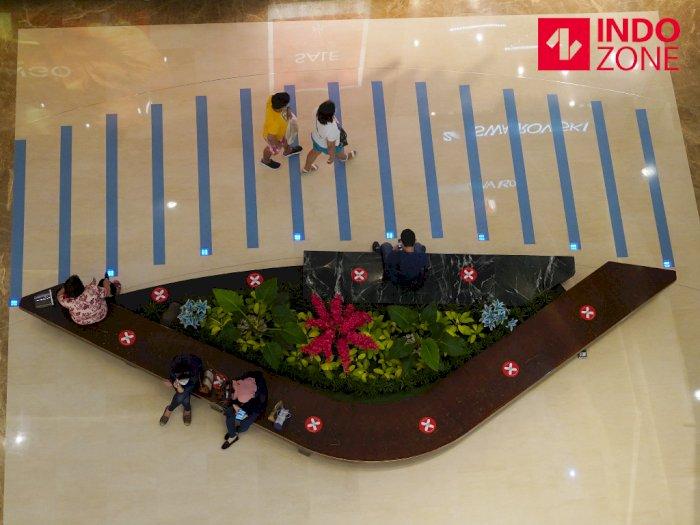 PSBB Ketat DKI Diperpanjang, Hanya Aturan Jam Buka Mal dan Restoran Saja yang Berubah