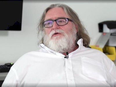 Gabe Newell Sebut Valve Sedang Garap Proyek Baru