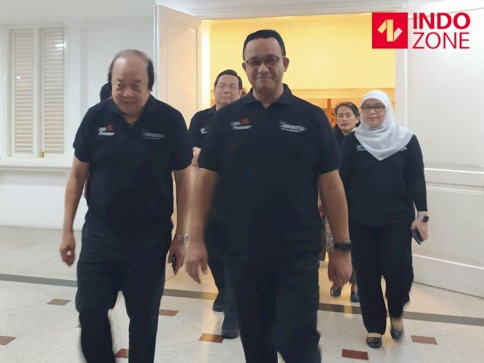 Ketua DPC Gerindra Jaktim Minta Gubernur Anies Mundur, Waketum: Sudah Ditegur!