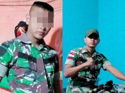 Detik-detik Tentara Gadungan Dibekuk TNI, Modal Seragam Tipu Wanita Diajak Pacaran