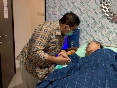 Sedih! Sang Ibu Terbaring Lemah, Curahan Hati Fadli Zon: Rasanya Ikut Sakit