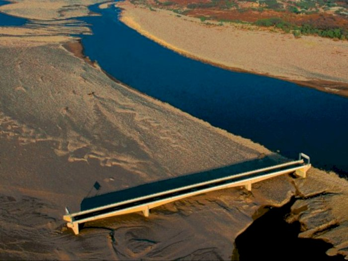 Jembatan Choluteca, Jembatan di Honduras Yang Usai Dibangun Malah Tak Ada Gunanya