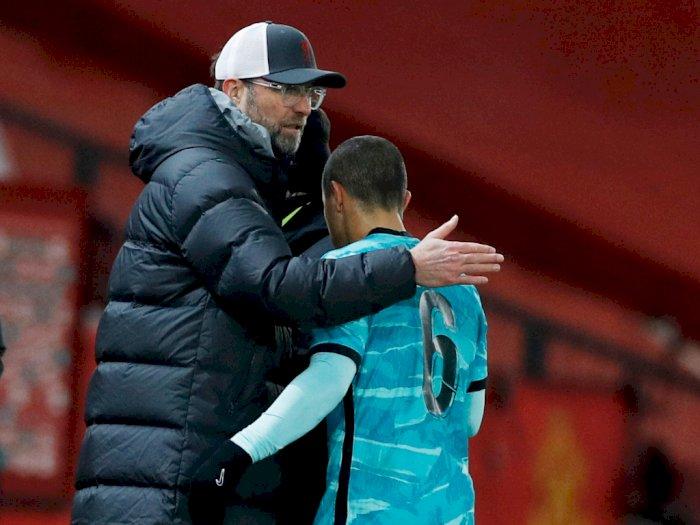 Klopp: Kekalahan Liverpool di Piala FA Jadi Pelajaran Penting Sebelum Lawan Tottenham