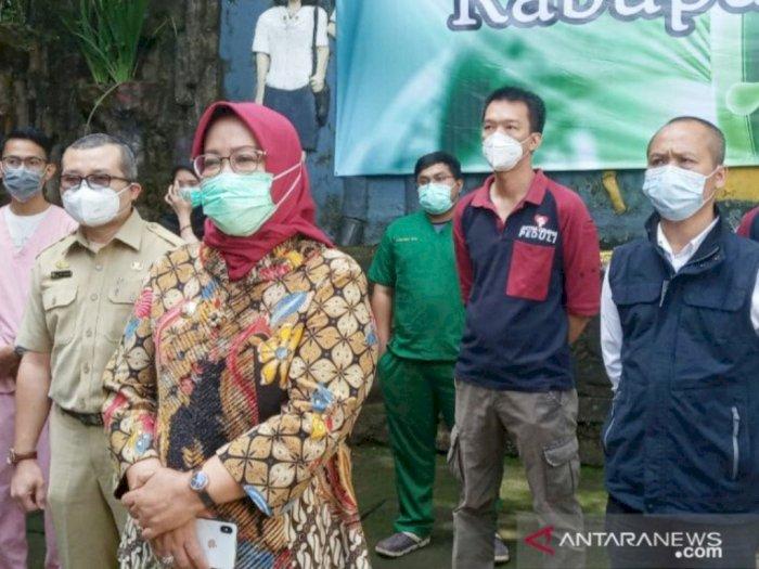 Hari Ini, 25.600 Vaksin Covid-19 Tiba di Kabupaten Bogor