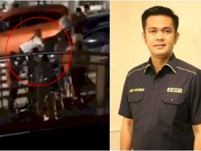 Sosok James Arthur Kojongian, Wakil Ketua DPRD Sulut Seret Istri saat Kepergok Selingkuh