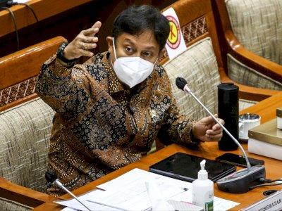 Kasus Covid-19 di Indonesia Tembus 1 Juta, Menkes: Ini Saatnya Kita untuk Berduka